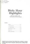 Biola Hour Highlights, 1976 - 12