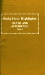Biola Hour Highlights, 1977 - 08