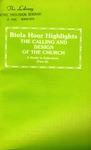 Biola Hour Highlights, 1977 - 12 by Lehman Strauss