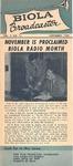 Biola Broadcaster, November 1954