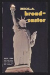 Biola Broadcaster, July 1964