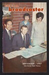Biola Broadcaster, November 1967