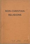 Non-Christian Religions: A Comparative Study