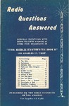 Radio Questions Answered by Bible Institute of Los Angeles