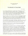 Biola Hour Highlights, 1973 - 12