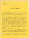 Biola Hour Highlights, 1974 - 08