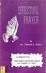 Effectual Prayer