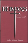 Studies in Romans Bk.2
