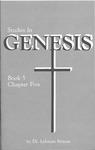 Studies in Genesis Bk. 5