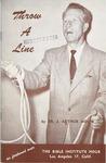 Throw a Line by J. Arthur Mouw