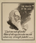 Prayer Of The Aged