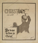 For to me to live is Christ. Philippians 1:21