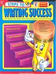 Steps to writing success. Level 1, Writing sentences : 28 step-by-step writing project lesson plans