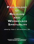 Psychology of religion and workplace spirituality