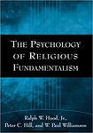 Psychology of religious fundamentalism by Peter C. Hill
