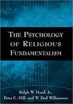 Psychology of religious fundamentalism
