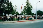 Biola Protest