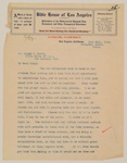1909-07-31, Letter from Frank Keller to Ralph Smith by Frank A. Keller