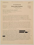 1938-10-13, Letter from Charles Roberts to Paul Rood and E.J. Peterson by Charles Roberts