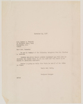 1937-11-24, Letter from Business Manager to Louisa Roberts