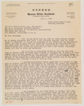 1938-7-07, Letter from Charles Roberts to Paul Rood and E.J. Peterson by Charles Roberts