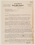 1947-12-27, Letter from Charles Roberts to James Russell Allder by Charles Roberts