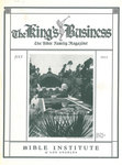 King's Business, July 1931