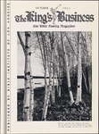 King's Business, October 1933