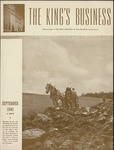 King's Business, September 1940