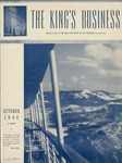 King's Business, October 1940