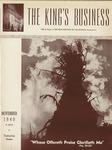 King's Business, November 1940