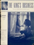 King's Business, January 1941