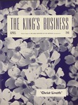 King's Business, April 1941