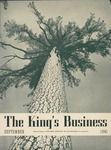 King's Business, September 1941