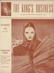 King's Business, November 1941