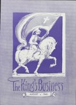 King's Business, August 1945