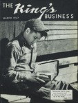 King's Business, March 1947