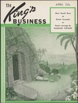 King's Business, April 1953