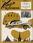 King's Business, August 1953