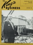 King's Business, October 1954