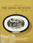 King's Business, March 1955
