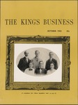 King's Business, October 1955