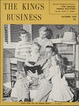 King's Business, October 1958
