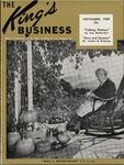 King's Business, November 1958