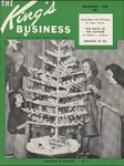 King's Business, December 1959