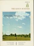 King's Business, September 1968