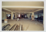 Main level is taking shape by Library