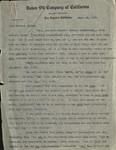 1909-09-24, Letter from Lyman Stewart to Milton Stewart