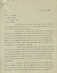 1909-11-20, Letter from Lyman Stewart to A.C. Dixon by Lyman Stewart