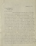 1910-01-05, Letter from C.I. Scofield to A.C. Dixon acceptance on writing an article by C. I. Scofield